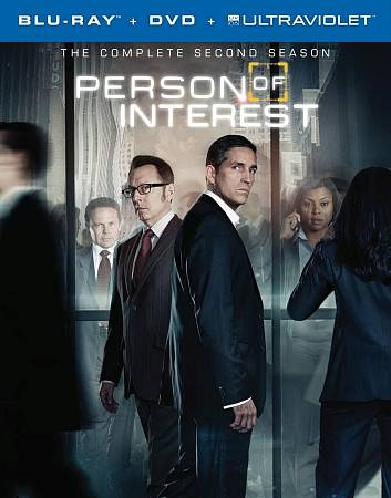 Person of Interest: The Complete Second Season (Blu-ray)