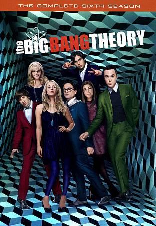 Big Bang Theory: L'intégrale de la sixième saison (Blu-ray)
