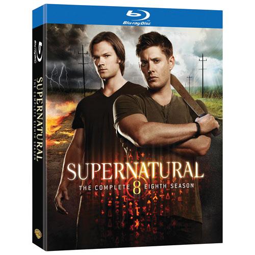 Supernatural: L'intégrale de la huitième saison (Blu-ray)