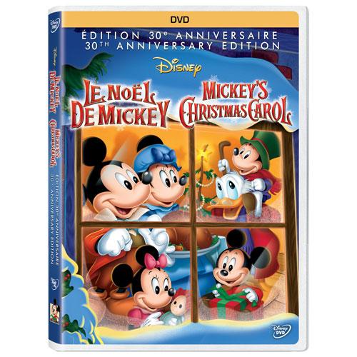 Mickey's Christmas Carol (Bilingue) (?tion 30e anniversaire)