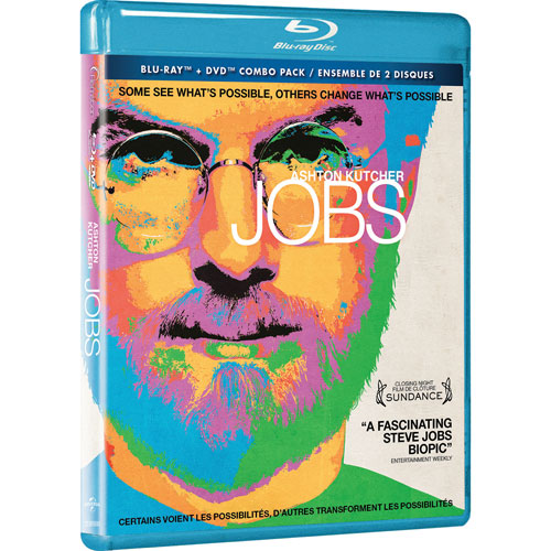 Jobs (Blu-ray Combo) (2013)