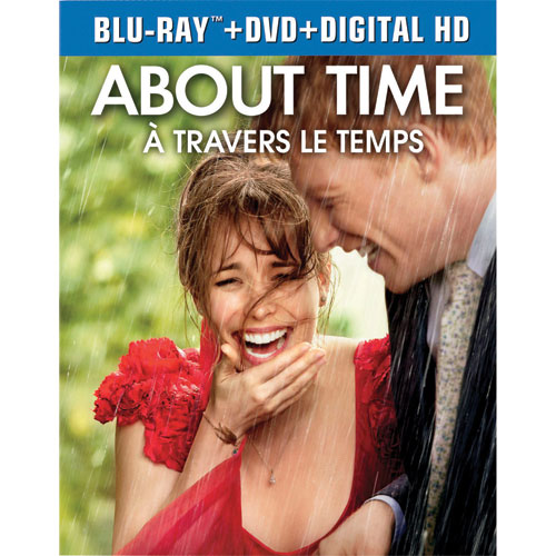 About Time (Blu-ray Combo) (2013)