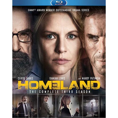 Homeland: Season 3 (Blu-ray) (2013)