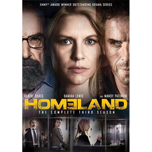 Homeland : Saison 3 (2013)