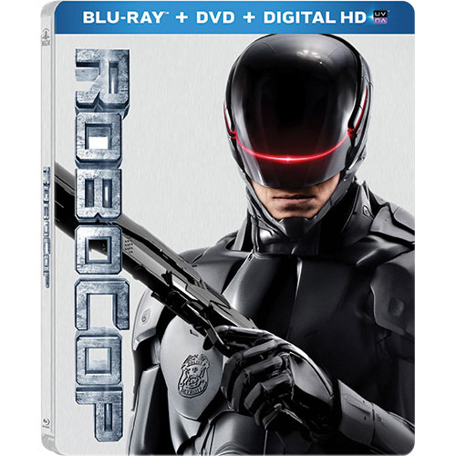Robocop (Collectible Metal Packaging) (Only at Best Buy) (Blu-ray) (2014)