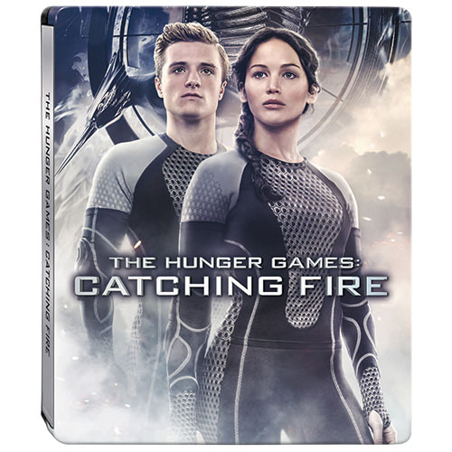Hunger Games: Catching Fire (SteelBook) (Only at Best Buy) (Blu-ray) (2013)