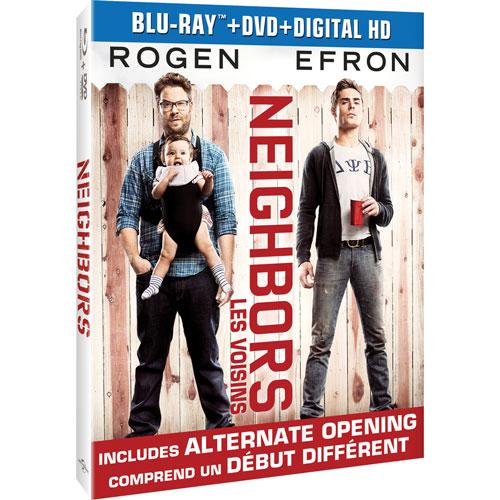 Neighbors (Blu-ray Combo) (2014)