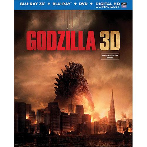 Godzilla (3D Blu-ray Combo) (2014)