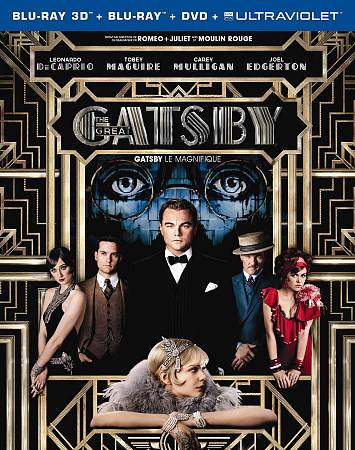 Great Gatsby The (3D Blu-ray) (2013)