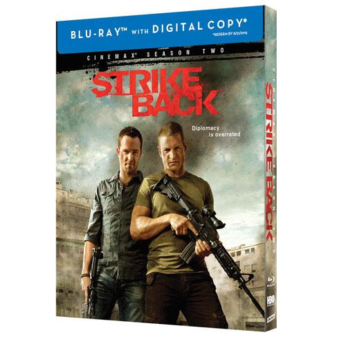 Strike Back : L'intégrale de la deuxième saison (Blu-ray)
