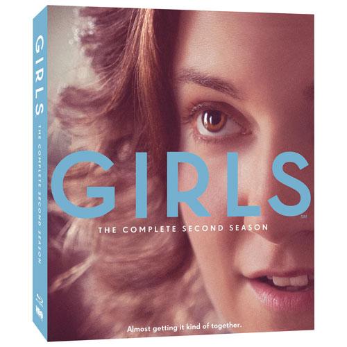 Girls: L'intégrale de la deuxième saison (Blu-ray)