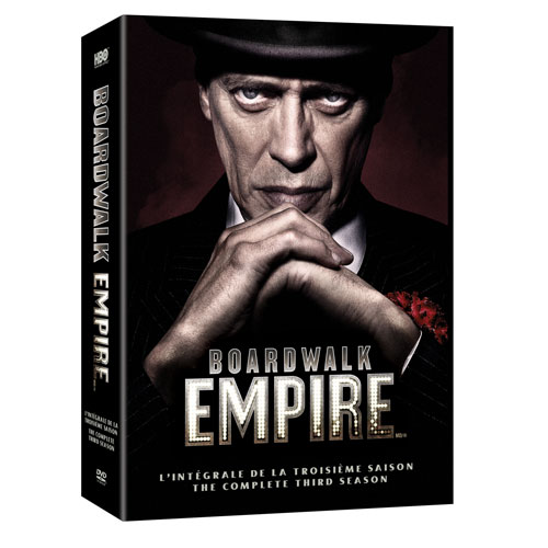 Boardwalk Empire: The Complete Third Season (French)