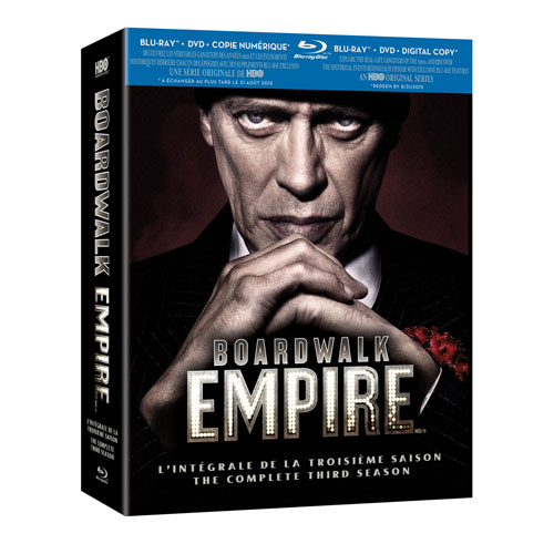 Boardwalk Empire: The Complete Third Season (French) (Blu-ray)