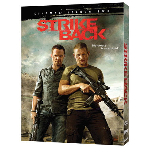 Strike Back: The Complete Second Season