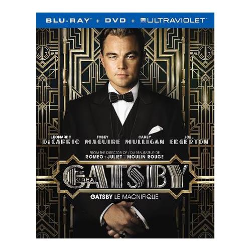 The Great Gatsby (combo Blu-ray) (2013)