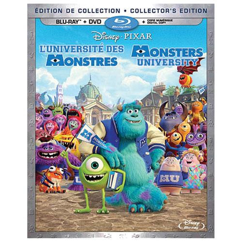 Monsters University (Bilingual) (Blu-ray Combo) (2013)