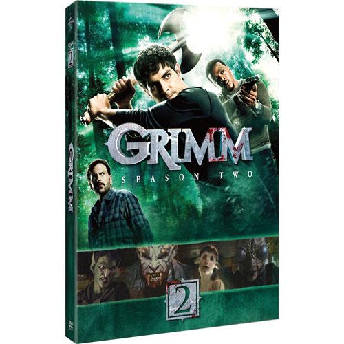 Grimm: Saison 2