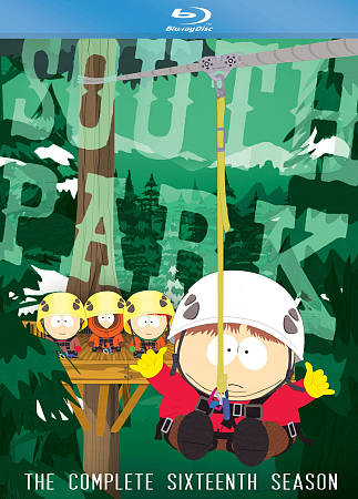 South Park: Season 16 (Blu-ray)