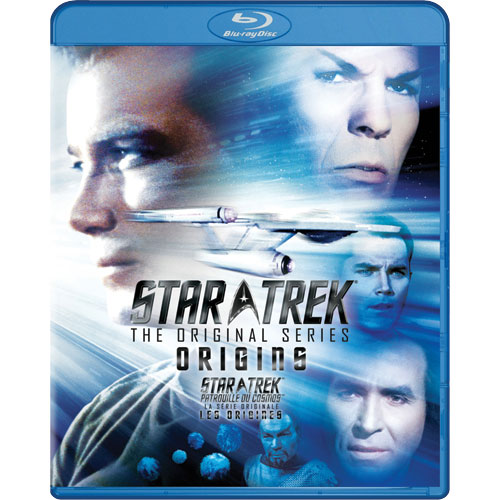 Star Trek: Série originale Les origines (Blu-ray)