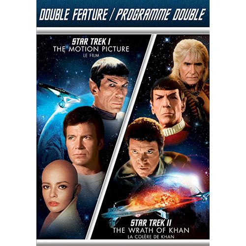 Star Trek I: The Motion Picture/ Star Trek II: The Wrath Of Khan