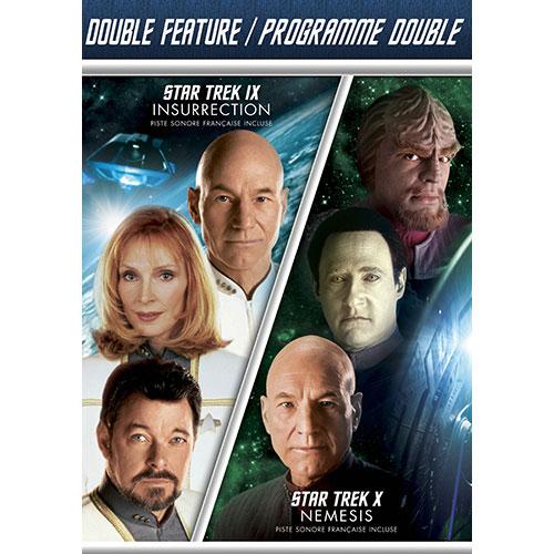 Star Trek IX: Insurrection/ Star Trek X: Nemesis
