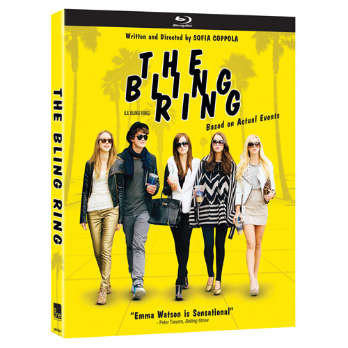 Bling Ring The (Blu-ray)