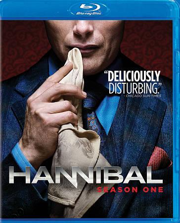 Hannibal: Saison 1 (Blu-ray)