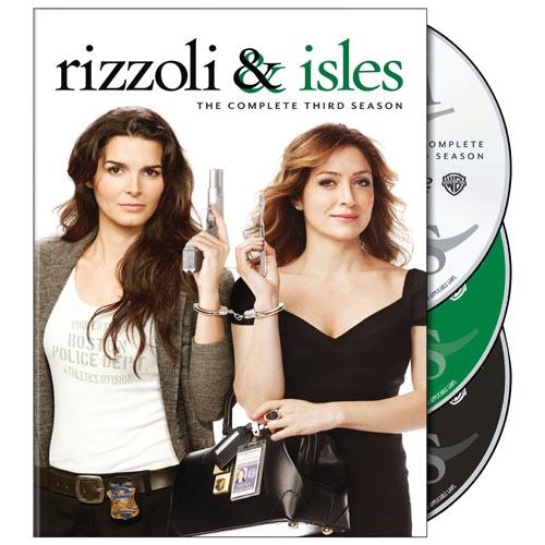 Rizzoli and Isles: L'intégrale de la saison 3