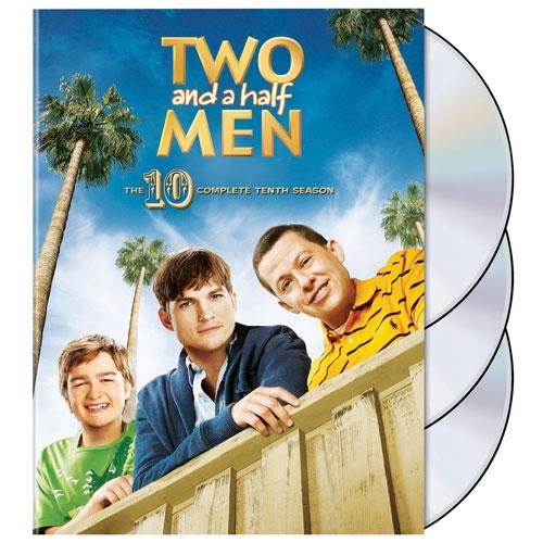 Two & A Half Men: l'intégrale de la dixième saison