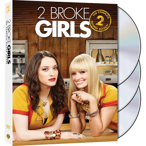 2 Broke Girls: Complete Second Season