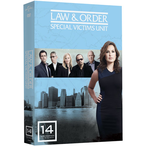 Law & Order: Special Victims Unit - Year Fourteen