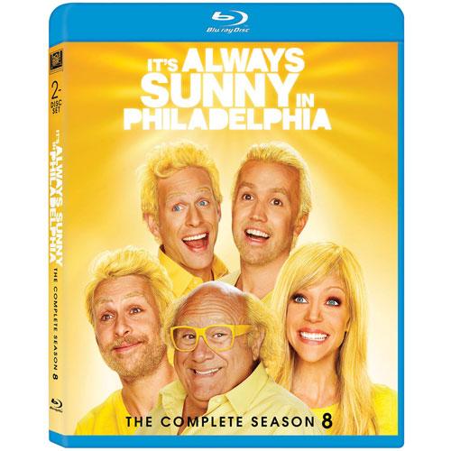 Always Sunny Philadelphia: saison 8 (Blu-ray)