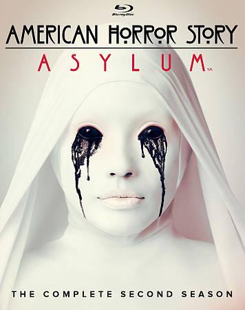 American Horror Asylum (Blu-ray)