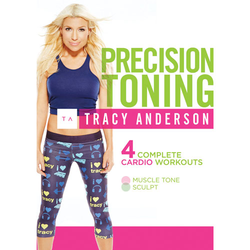 Tracy Anderson : Precision Toning