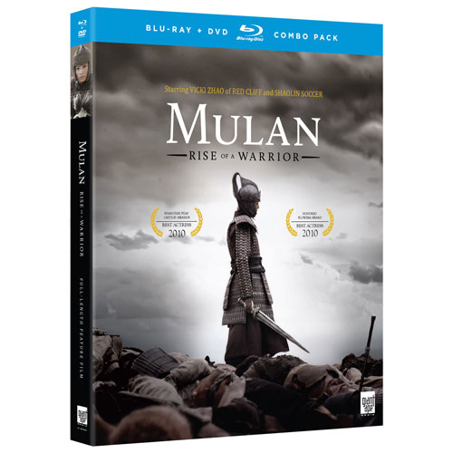 Mulan: Rise Of A Warrior (Blu-ray)
