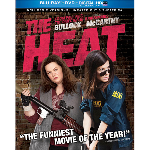 Heat The (Blu-ray Combo) (2013)