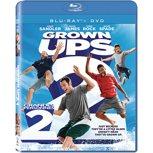 Grown Ups 2 (Blu-ray) (2013)