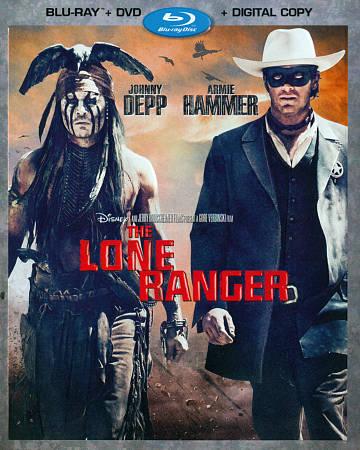 Lone Ranger (Combo de Blu-ray) (2013)