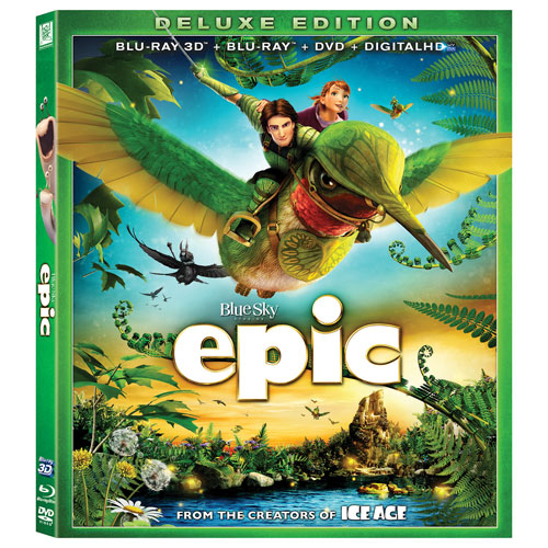 Epic (3D Blu-ray Combo) (2013)