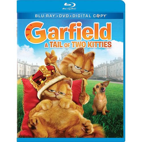 Garfield: A Tail of Two Kitties (Blu-ray)