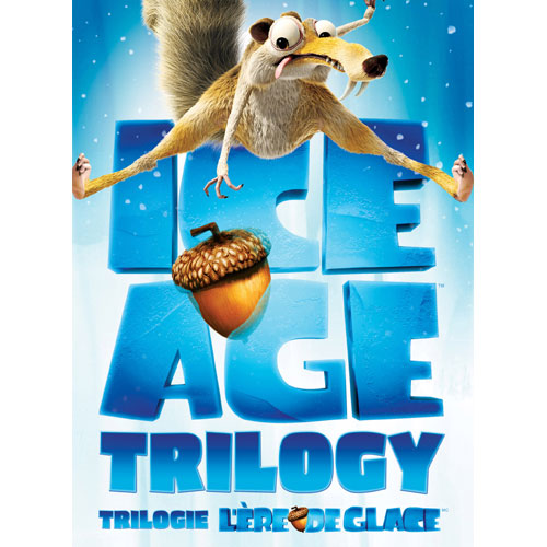 Ice Age/ Ice Age The Meltdown/ Ice Age Dawn of the Dinosaurs (Blu-ray)