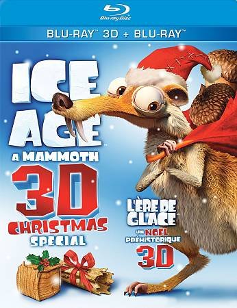 Ice Age: Mammoth Christmas (Blu-ray 3D)