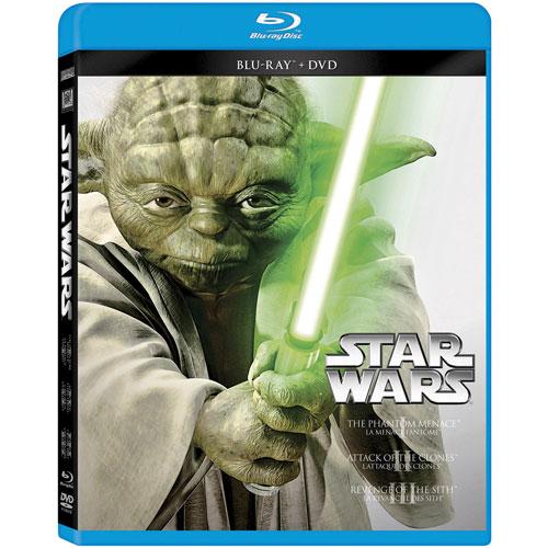 Star Wars I - III (Blu-ray Combo)