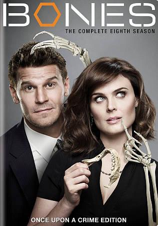 Bones : Huitième saison