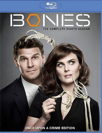 Bones : Huitième saison (Blu-ray)