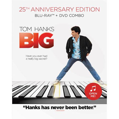 Big (25th Anniversary Collection) (Blu-ray)