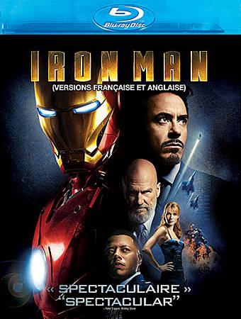 Iron Man (Bilingual) (Blu-ray) (2008)