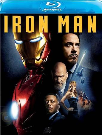 Iron Man (Blu-ray) (2008)