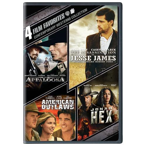 4 FF: Jesse Jame- Appaloosa- Outlaws- Jonah