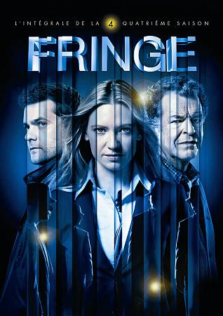 Fringe: The Complete Fourth Season (French)
